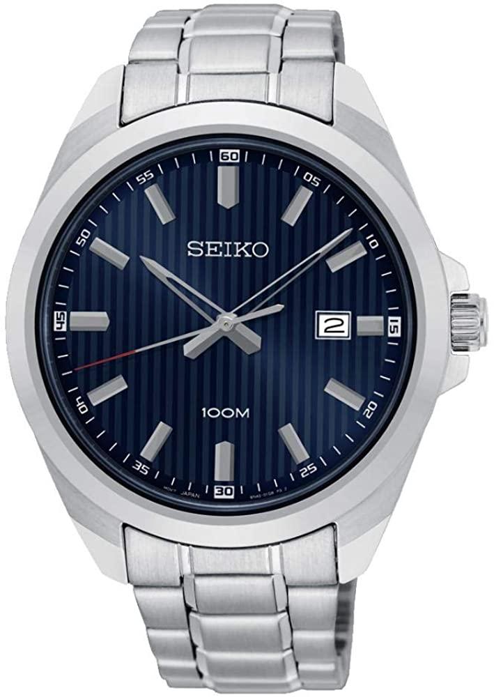 セイコー SEIKO ネオクラシック NEO CLASSIC クオーツ メンズ 腕時計 SUR275P1 ステンレスベルト-1