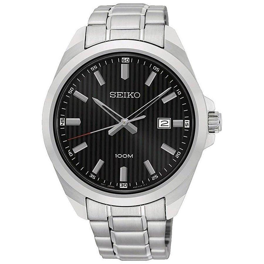 セイコー SEIKO ネオクラシック NEO CLASSIC クオーツ メンズ 腕時計 SUR277P1 ステンレスベルト-1