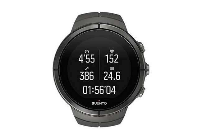 スント ( SUUNTO ) 腕時計SPARTAN ULTRA Stealth Titanium スパルタン ステルス チタニウム SS022656000-1