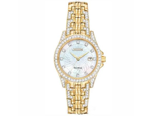 シチズン CITIZEN エコドライブ 腕時計 EW1222-84D-1