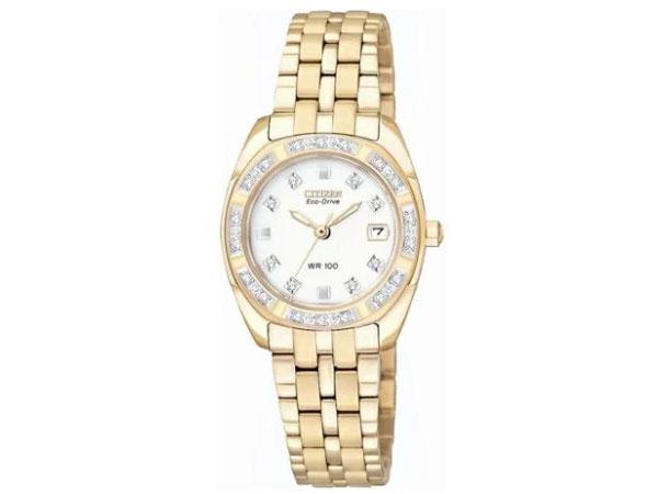 シチズン CITIZEN エコドライブ 腕時計 EW1593-58A-1