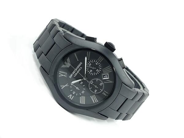 エンポリオ アルマーニ EMPORIO ARMANI クロノグラフ 腕時計 AR1457-2