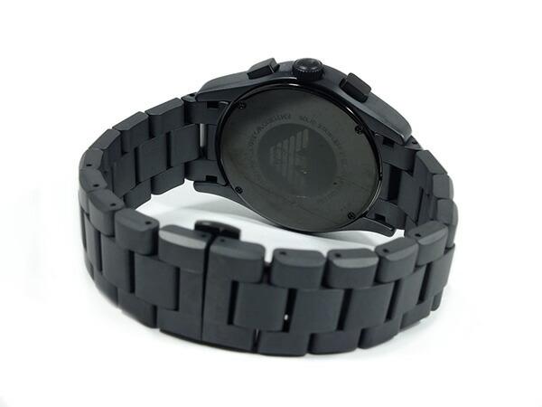 エンポリオ アルマーニ EMPORIO ARMANI クロノグラフ 腕時計 AR1457-3