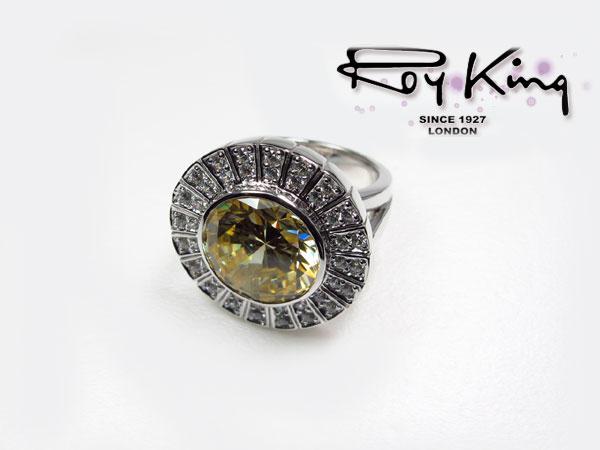 ロイキング RoyKing 指輪 シルバー925 1396-RL-16 14号 レディース-1