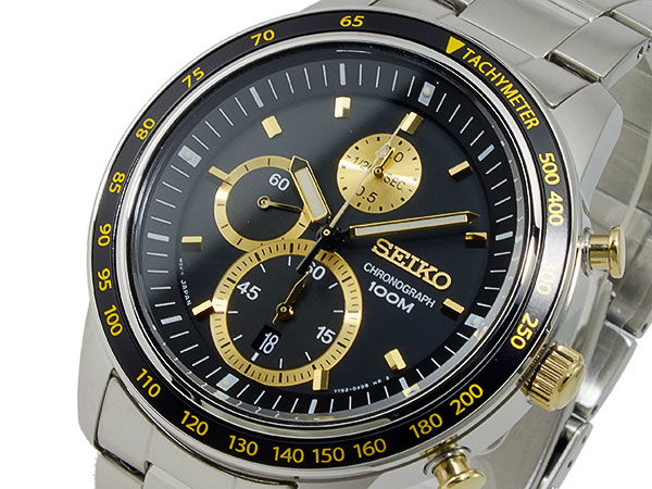 セイコー SEIKO クロノグラフ 腕時計 SNDD87P1-1