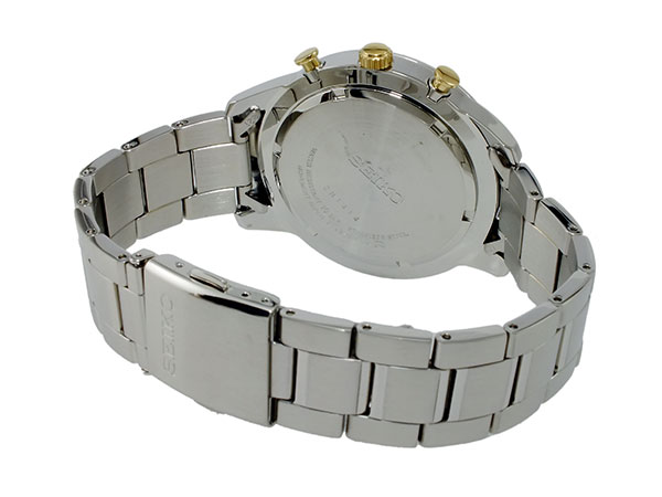セイコー SEIKO クロノグラフ 腕時計 SNDD87P1-3