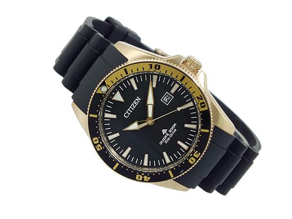 シチズン CITIZEN エコドライブ ダイバーズ 腕時計 BN0104-09E-2