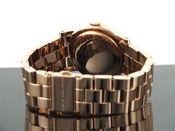 マーク バイ マークジェイコブス MARC BY MARC JACOBS レディース 腕時計 MBM3077 ピンクゴールド メタルベルト-3