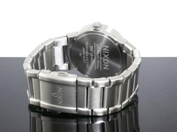 ニクソン NIXON 腕時計 キャノン CANNON A160-000 BLACK-3