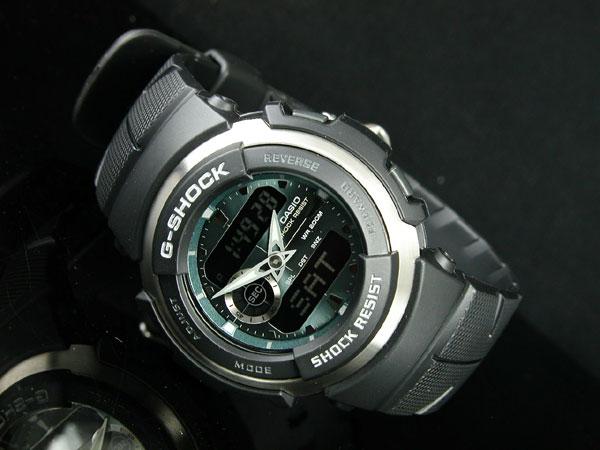 カシオ CASIO Gショック G-SHOCK Gスパイク 腕時計 G-300-3AVDR メンズ-2