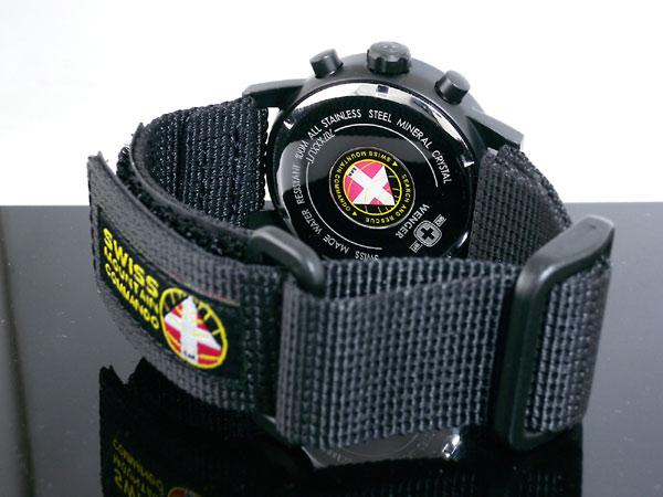 ウェンガー WENGER コマンド クロノグラフ 腕時計 70724XL-3