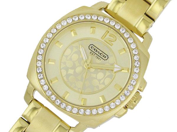 コーチ COACH 腕時計 ミニボーイフレンド レディース 14501700-1