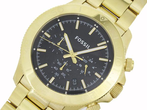 フォッシル FOSSIL 腕時計 レトロトラベラー クロノ CH2861-1