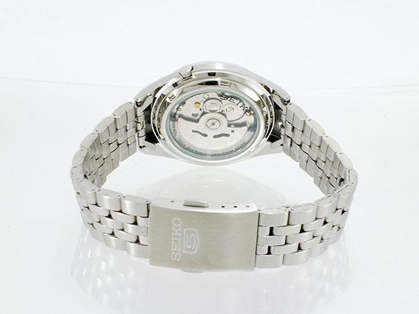 セイコー SEIKO セイコー5 SEIKO 5 自動巻き 腕時計 SNKL29K1 メンズ-3
