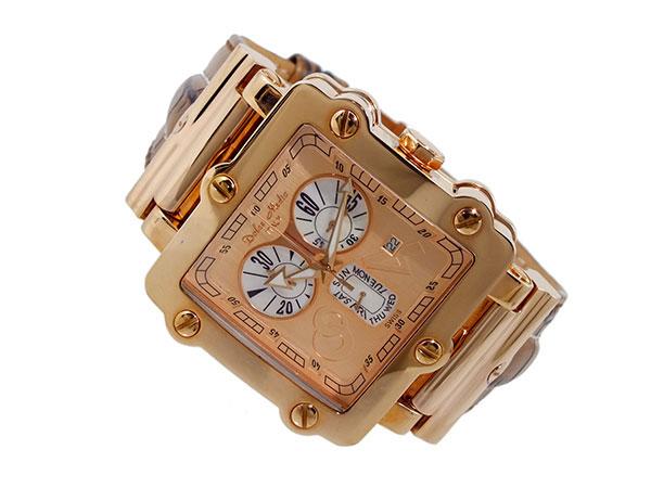 ドルチェ メディオ DOLCE MEDIO 腕時計 DM8018-PGBR-2