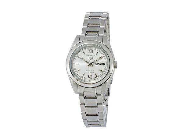 セイコー5 SEIKO 5 逆輸入 自動巻き レディース 腕時計 SYMK23K1 メタルベルト ブレスレット-2