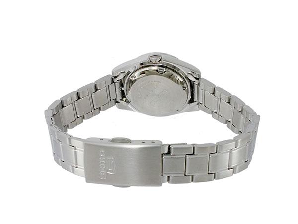 セイコー5 SEIKO 5 逆輸入 自動巻き レディース 腕時計 SYMK23K1 メタルベルト ブレスレット-3