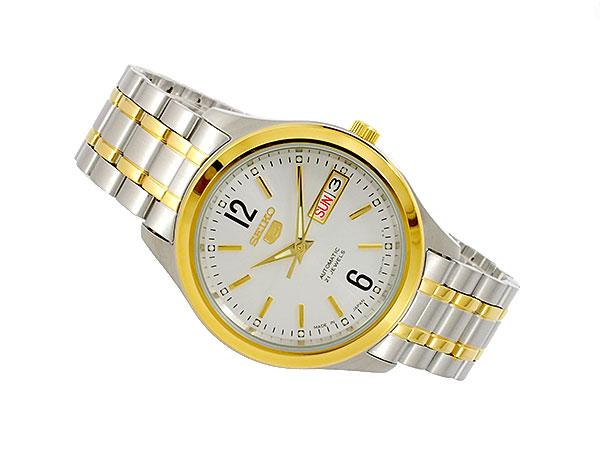セイコー SEIKO セイコー5 日本製 自動巻 メンズ 腕時計 SNKM58J1-2
