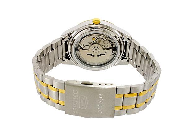 セイコー SEIKO セイコー5 日本製 自動巻 メンズ 腕時計 SNKM58J1-3