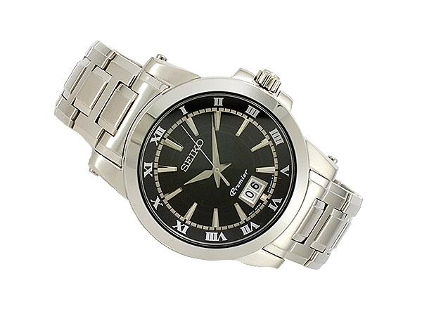 セイコー SEIKO Premier クオーツ メンズ 腕時計 SUR015P1-2