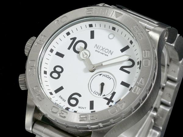 ニクソン NIXON 42-20 TIDE 腕時計 A035-100 WHITE-1