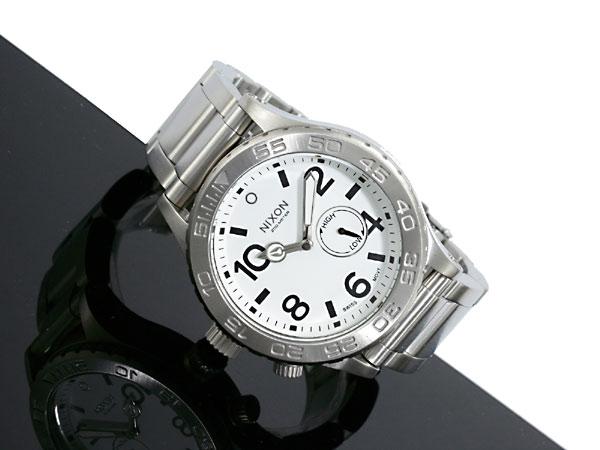 ニクソン NIXON 42-20 TIDE 腕時計 A035-100 WHITE-2
