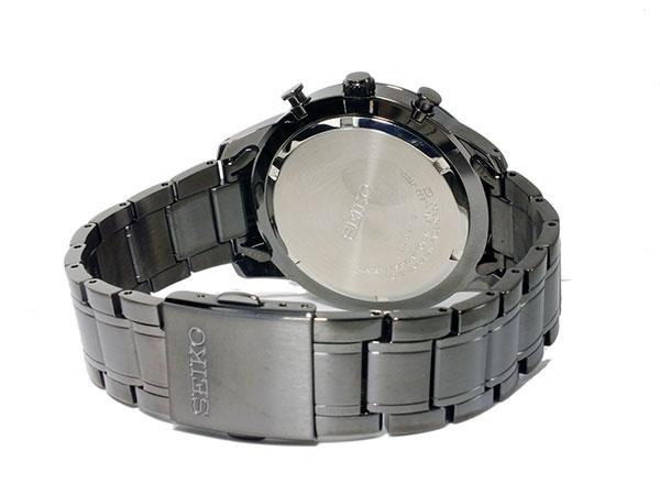 セイコー SEIKO 1/20秒クロノグラフ アラーム メンズ 腕時計 SNDF43P1-3