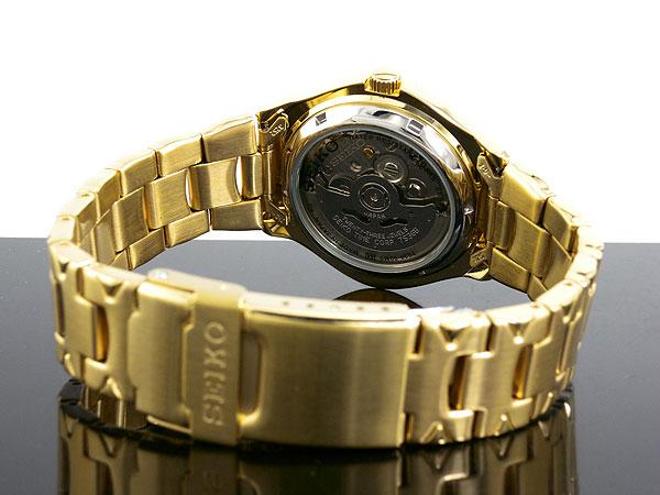 セイコー SEIKO セイコー5 スポーツ 5 SPORTS 日本製 自動巻き 腕時計 SNZ452J1 メンズ-3
