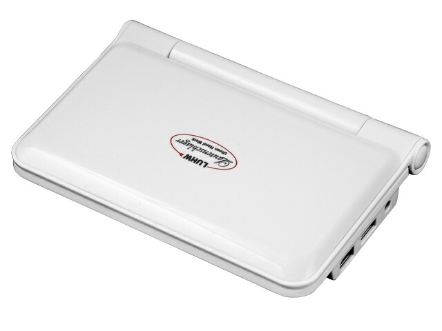 LUWH タイムグラファー/計測器 自動巻き腕時計 PC接続可納 LU12001WT ホワイト-1