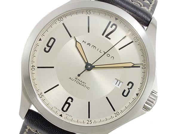 ハミルトン HAMILTON カーキ アビエイション 自動巻 メンズ 腕時計 H76665725-1