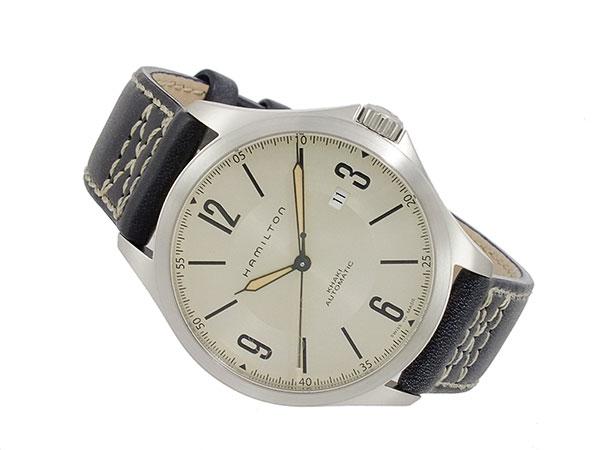 ハミルトン HAMILTON カーキ アビエイション 自動巻 メンズ 腕時計 H76665725-2
