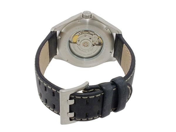 ハミルトン HAMILTON カーキ アビエイション 自動巻 メンズ 腕時計 H76665725-3