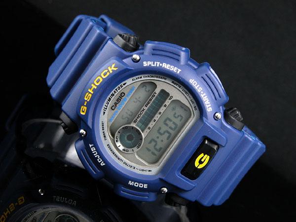 カシオ CASIO Gショック G-SHOCK 逆輸入 デジタル メンズ 腕時計 BASIC ベーシック DW-9052-2 ブルー-2