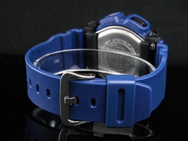 カシオ CASIO Gショック G-SHOCK 逆輸入 デジタル メンズ 腕時計 BASIC ベーシック DW-9052-2 ブルー-3