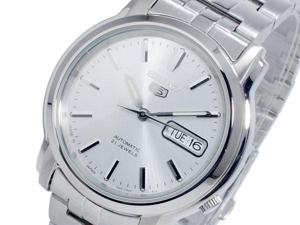 セイコー5 SEIKO ファイブ 腕時計 自動巻き メンズ SNKK65J1-1