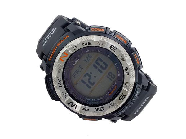 カシオ CASIO プロトレック PRO TREK トリプルセンサー メンズ 腕時計 PRG-260-1-2