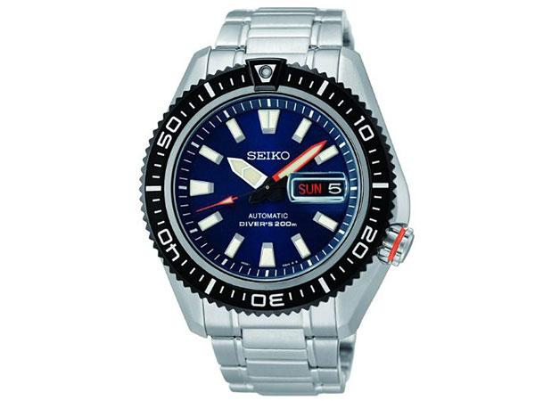 セイコー SEIKO スーペリア 自動巻き ダイバーズ メンズ 腕時計 SRP493K1-1