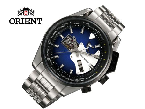 Orient star retro future