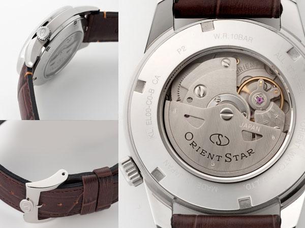 オリエント ORIENT Orient Star オリエントスター メンズ 腕時計 自動巻き WZ0301EL-2