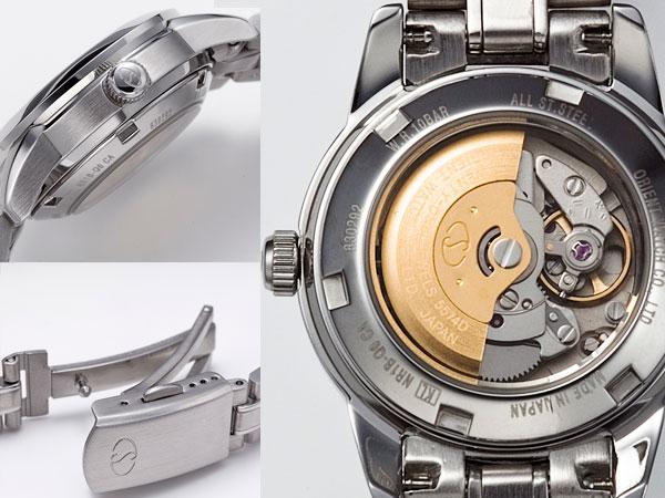オリエント ORIENT Orient Star オリエントスター レディース 腕時計 自動巻き WZ0411NR-2