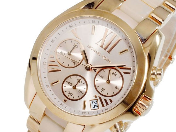 マイケルコース MICHAEL KORS レディース 腕時計 MK6066-1
