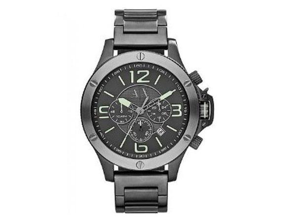 アルマーニ エクスチェンジ ARMANI EXCHANGE メンズ クロノグラフ 腕時計 AX1503-1