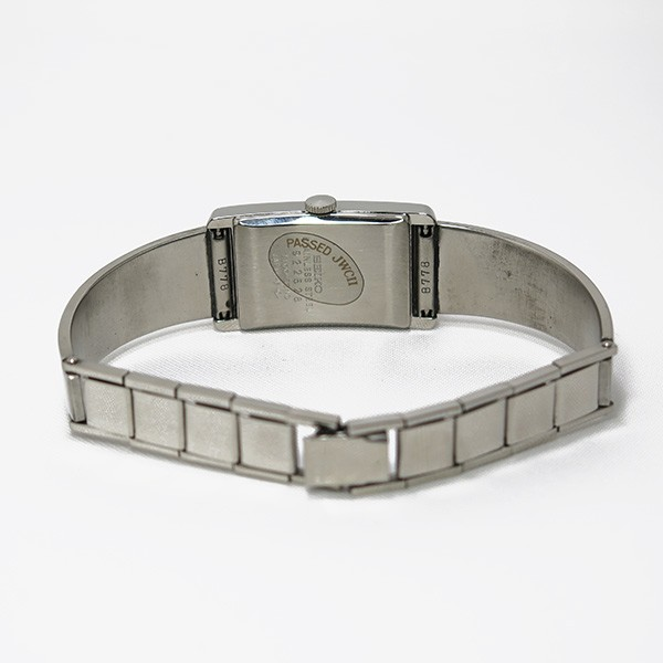 セイコー SEIKO 手巻き レディース 腕時計 ZWB13 シルバー-3