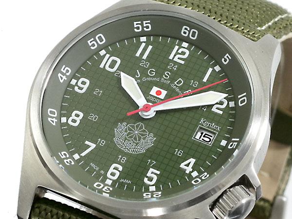 ケンテックス KENTEX 陸上自衛隊モデル 腕時計 S455M-01-1