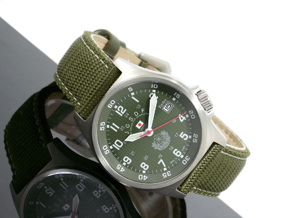 ケンテックス KENTEX 陸上自衛隊モデル 腕時計 S455M-01-2