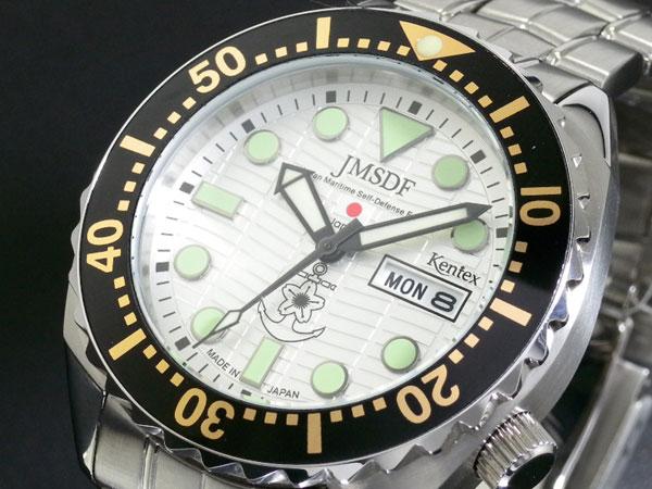 ケンテックス KENTEX 海上自衛隊モデル 腕時計 S649M-01-1