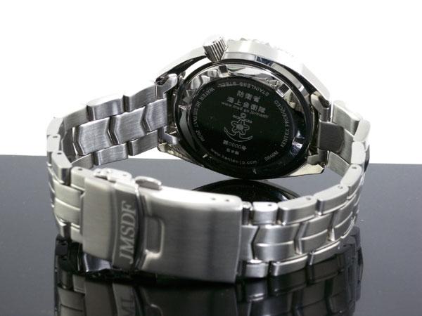 ケンテックス KENTEX 海上自衛隊モデル 腕時計 S649M-01-3