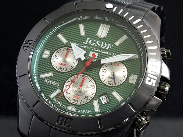 ケンテックス KENTEX 陸上自衛隊モデル JSDF 腕時計 S690M-01-1