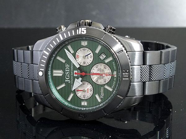 ケンテックス KENTEX 陸上自衛隊モデル JSDF 腕時計 S690M-01-2