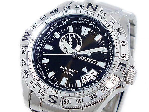 セイコー SEIKO スーペリア 自動巻 メンズ 腕時計 SSA091K1-1